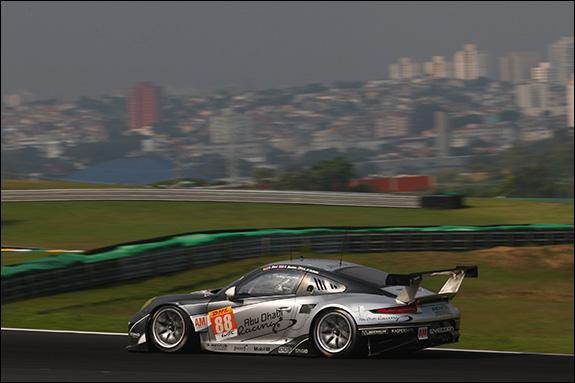 16th, #88, Christian Ried, Klaus Bachler, Khaled Al Qubaisi, Porsche 911 RSR