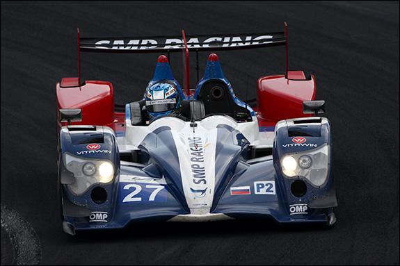 20th, #27, Sergey Zlobin, Nicolas Minassian, Maurizio Mediani, Oreca 03 Nissan