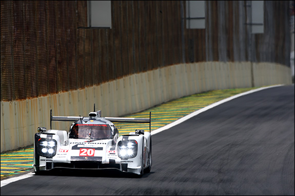 22nd, #20, Timo Bernhard, Mark Webber, Brendon Hartley, Porsche 919 Hybrid