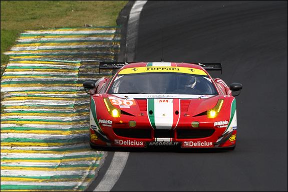 23rd, #90, Gianluca Roda, Paolo Ruberti, Matteo Cressoni, Ferrari 458 Italia