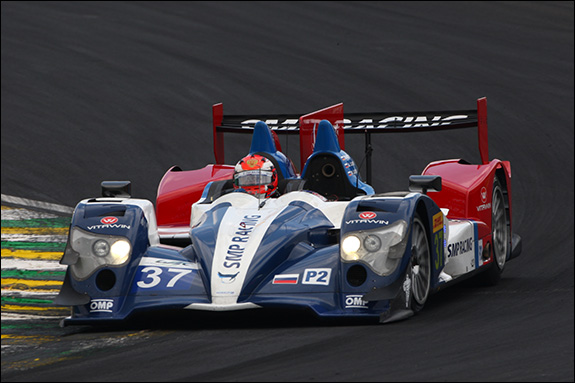 24th, #37, Kirill Ladygin, Viktor Shaitar, Anton Ladygin, Oreca 03 Nissan