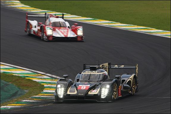 25th, #9, Pierre Kaffer, Simon Trummer, Nathanael Berthon, Lotus T129 AER