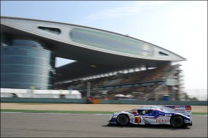 FIA WEC: Shanghai, Race Gallery in Finishing Order