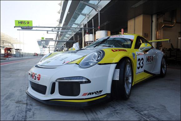 #33 Mrs GT Racing, Ralf Bohn, Siegfried Venema, Ilya Melnikov, Porsche 991 GT3 Cup