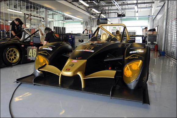 #45 Avelon Formula, Ivan Bellarosa, Guglielmo Belotti, Ricardo Teixeira, Wolf GB08