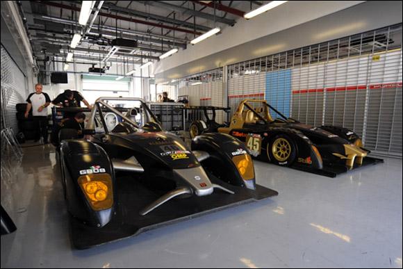 #46 Avelon Formula, Simon Stoller, Gianluca Pizzuti, Fabio Emanuela, Wolf GB08