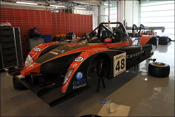 #48 CRM Motorsport, José Pedro Faria, Nicola de Val, Stefano de Val, Wolf GB08