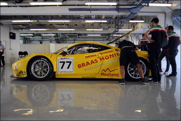 #77 AF Corse, Adrien De Leneer, Cedric Sbirrazzuoli, David Akhobadze, Ferrari 458 GT3