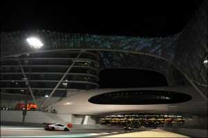 Gulf 12 hours: Yas Marina, Night Practice Gallery