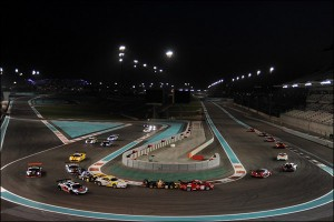 Gulf 12 Hours: Yas Marina, Race Gallery