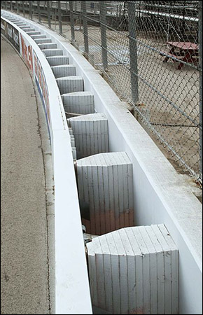 SAFER-Barrier