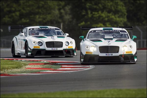 Bentley-Silverstone