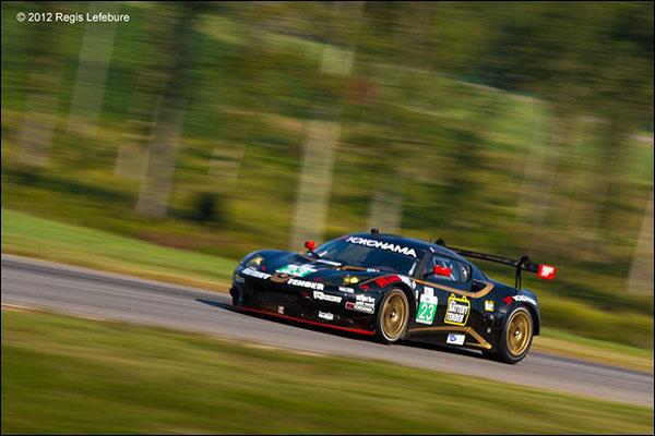Lotus Evora GTE Pro