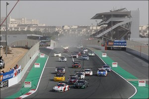 Hankook Dubai 24 Hours: Race Gallery 1