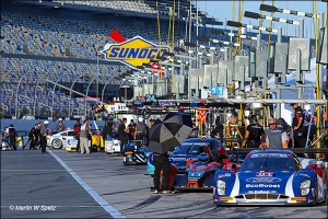 TUSCC: Rolex 24 At Daytona, P&Q Gallery 1