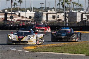 TUSCC: Rolex 24 At Daytona, Finishing Order In Pictures