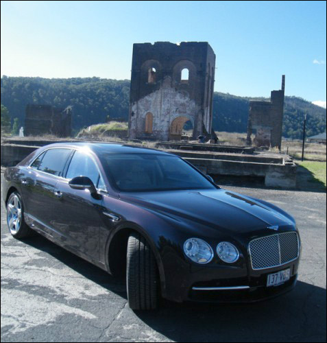 Bentley Flying Spur W12: Liqui Moly Bathurst 12 Hours: Made It!