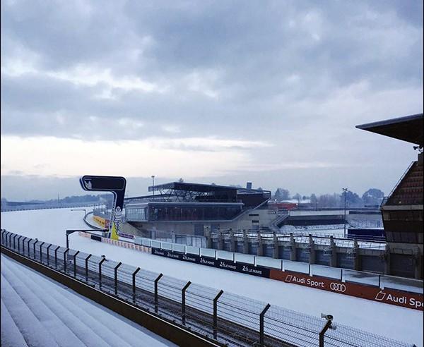 Le-Mans-Snow