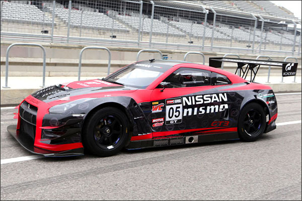 Nissan Gt R Programme In Pwc Announced Davison Heitkotter With