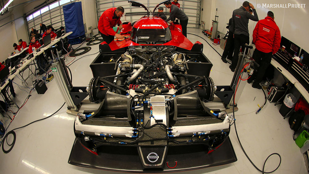 The New Nissan GTR LM NISMO LMP1 In Pictures  dailysportscarcom
