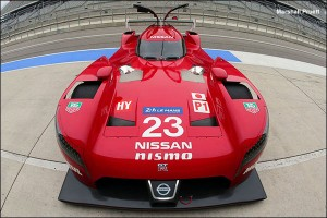 The New Nissan GT-R LM NISMO LMP1 In Pictures