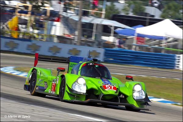 Krohn-Sebring-Qualifying