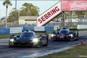 Sebring LMP Testing Gallery