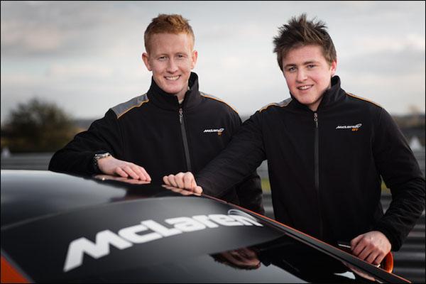 Ross Wylie & Andrew Watson