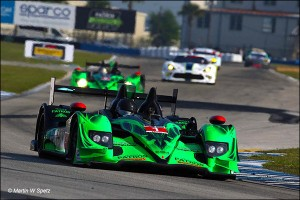 TUSCC: 12 Hours of Sebring, Friday Gallery