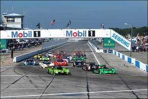 TUSCC: 12 Hours of Sebring, Race Gallery