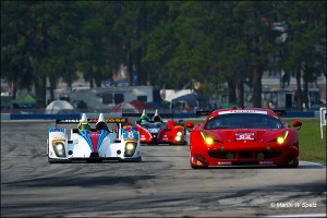 TUSCC: 12 Hours of Sebring, Thursday Gallery
