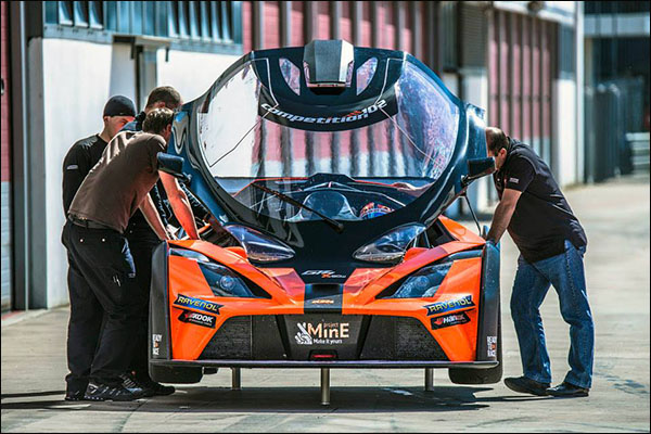 Hans Reiter On The Rise Of GT4, & KTM Sales Success – dailysportscar.com
