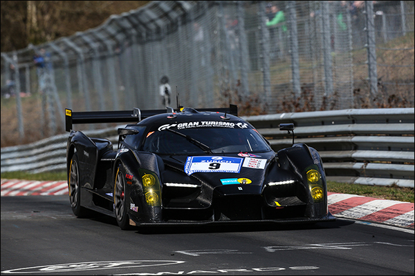 Nurburgring Qualifying Race 09