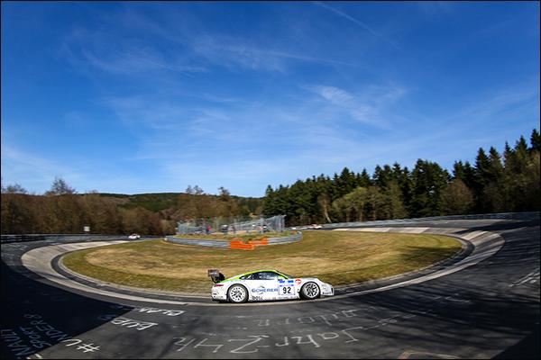 Nurburgring Qualifying Race 10