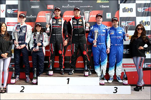 BGT-Oulton-Park-Race-1-GT4-Podium