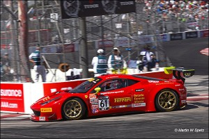Pirelli World Challenge: Long Beach, Finish Order Gallery