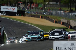Blancpain Sprint Series: Brands Hatch, Race Day Gallery