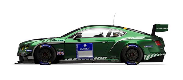 Bentley-Continental-GT3-Racing-Green