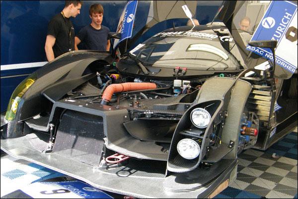 N 252 Rburgring 24 Hours Paddock Notes Dailysportscar Com