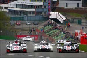 FIA WEC: Spa Francorchamps, P&Q Gallery
