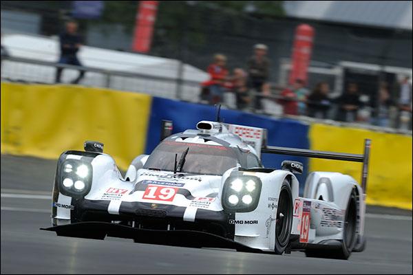 19 Porsche Team