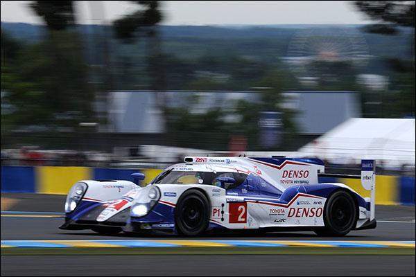 2 Toyota Racing
