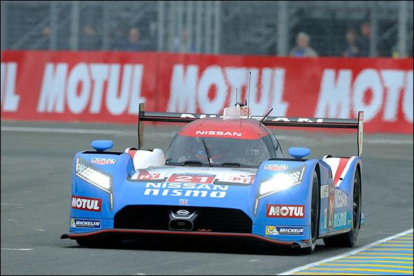 21 Nissan Motorsports