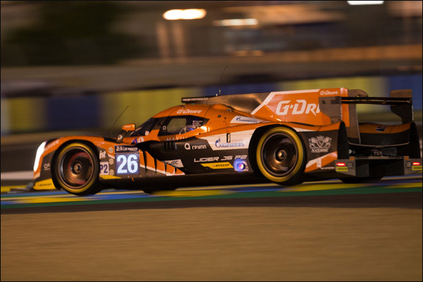 26 G-Drive Racing