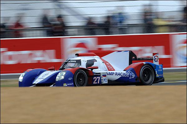 27 SMP Racing