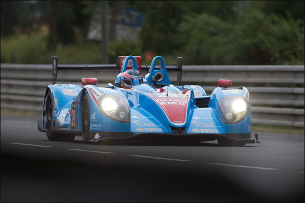 29 Pegasus Racing