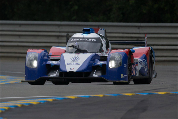 37 SMP Racing