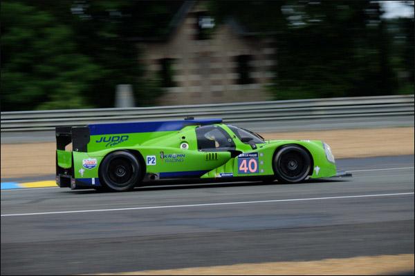 40 Krohn Racing