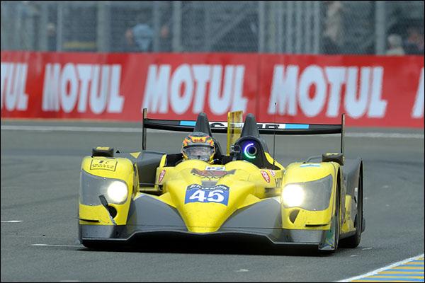 45 Ibanez Racing