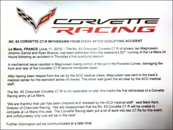 Corvette-Press-Release